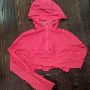 Cropped Lululemon Pro Active jacket!